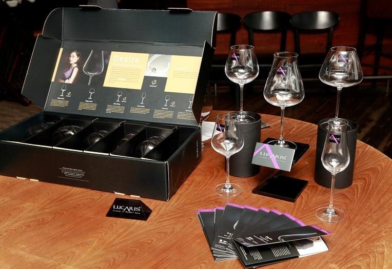 Bộ sưu tập pha lê Lucaris của Lucaris Crystal