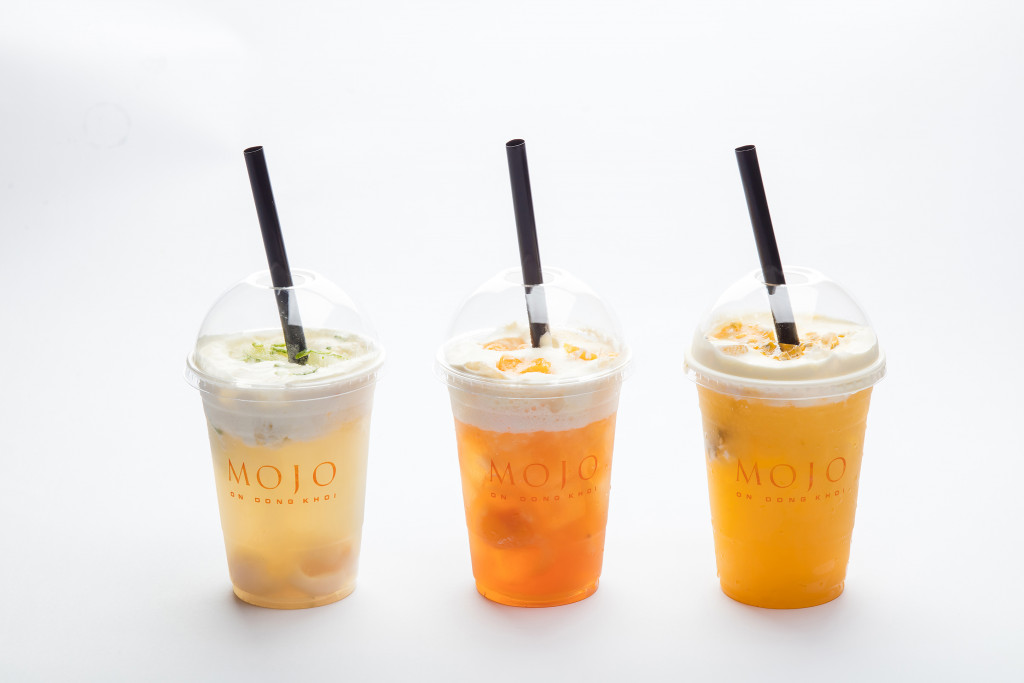 Sheraton Saigon_Mojo_Machiato tea drink