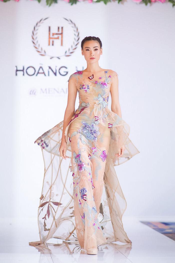 6. Siêu mẫu Thùy Trang